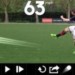 Una app para aprender a chutar como Gareth Bale