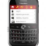 Iberia actualiza su aplicación para BlackBerry