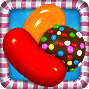 candy crush saga exito