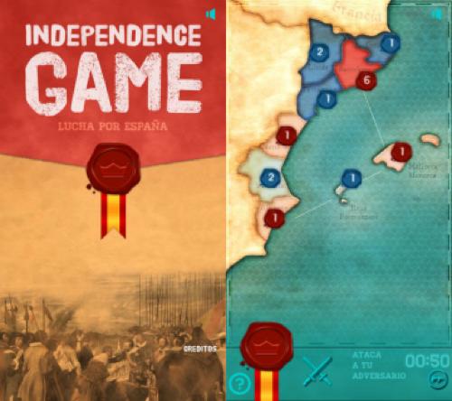 indepdence game screeshot