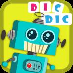 Dic-Dic, un juego educativo infantil para aprender ortografía y vocabulario en varios idiomas