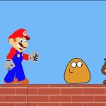 Vídeo: Pou viaja al mundo de Super Mario Bros, Minecraft y Pokemon