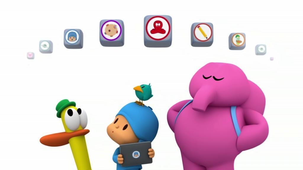 Talking Pocoyo trae a iOS y Android a uno de los personajes favoritos de los niños