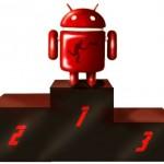 Cuatro de cada cinco smartphones usan Android