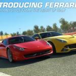 Real Racing 3 se actualiza para iPhone, iPad y Android con nuevos modelos de Ferrari