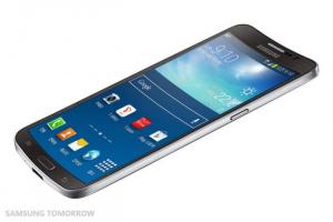 Samsung Galaxy Round apps