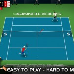 Juegos gratis para BlackBerry 10: Stick Tennis