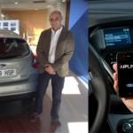 """Jorge Brenlla: """"Ford quiere crear un estándar único de conectividad dentro de los vehículos"""""""