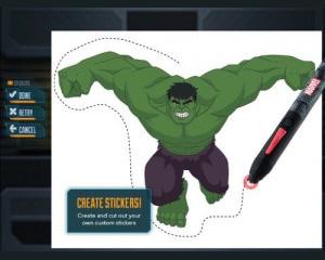 Marvel lanza una app y una estilus para aprender a dibujar superhéroes