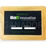TAB Innovation premia las mejores apps para tabletas, desarrolladas o por desarrollar