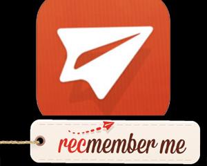 recmember me, una aplicación para sentirse como Marty McFly en su máquina del tiempo