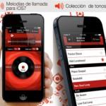 Tonos para iOS 7 sin coste con la app Ringtones gratis