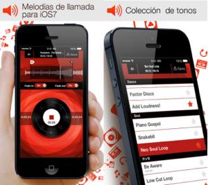 tonos gratis iOS 7