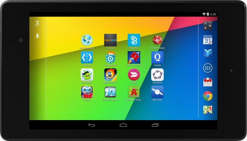 Ya está aquí Google Play for Education para acercar las apps educativas a las aulas