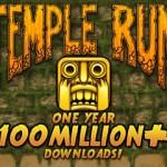 Temple Run podría llegar al cine de la mano de Warner Bros