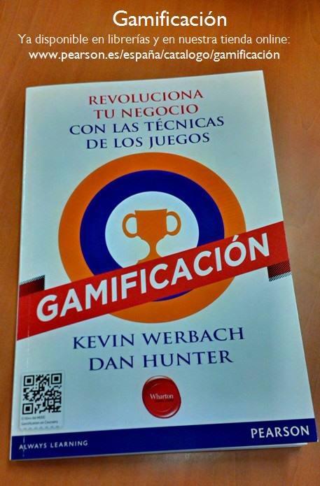 Ya tenemos a los ganadores del libro Gamificación