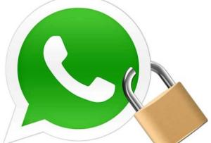password WhatsApp