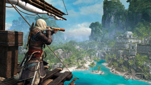 video assasins creed iv app