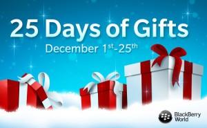 25 días de regalos