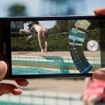 Apps de fotografía de la cámara del Sony Xperia Z1