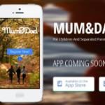 Mum&Dad, una app para facilitar la comunicación entre padres separados e hijos