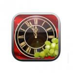 Uvas de la suerte, un ensayo para la Nochevieja en forma de app