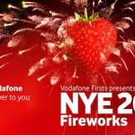 Celebra una Nochevieja multisensorial en Londres con Vodafone NYE