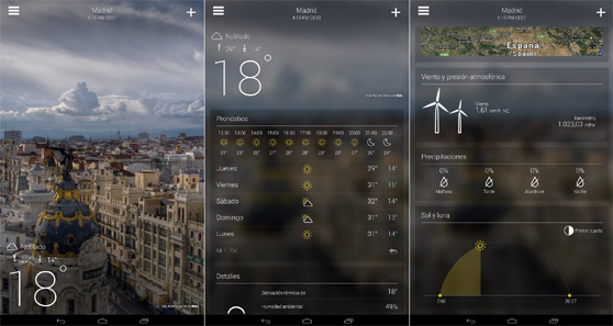 yahoo weather