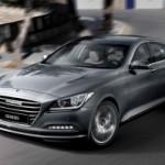 Los conductores conectarán con el Hyundai Genesis 2015 a través de las Google Glass