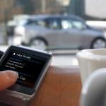 El BMW i3, el primer coche del mundo en conectar con el Samsung Galaxy Gear a través de una app
