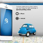 Parkaround pretende revolucionar la forma de aparcar en las grandes ciudades