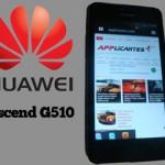 Huawei Ascend G510, una alternativa low cost para bautizarse en el universo Android