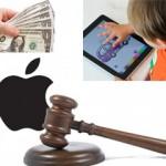 Apple devolverá a los padres de EEUU el dinero gastado en apps por sus hijos sin permiso