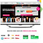 Yomvi se incorpora a las smart TV de LG