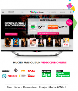 Yomvi Smart TV LG