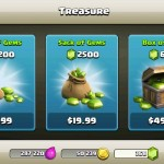 clash of clans gems gratis