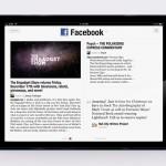 Facebook prepara el lanzamiento de su propio Flipboard