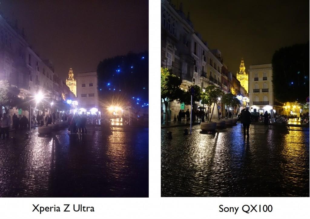 Xperia Z Ultra - Sony QX100