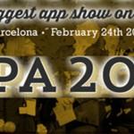 Ya se conocen los nombres de las 21 apps finalistas a los Mobile Premier Awards