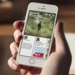 Facebook presenta Paper, una forma muy visual de explorar la red social desde iPhone e iPad