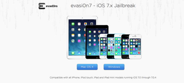 restaurar jailbreak iOS 7