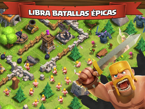 Clash of Clans iOS Android