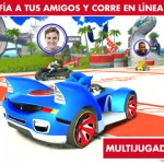 Sonic & All-Stars Racing Transformed, ya disponible para iPhone e iPad