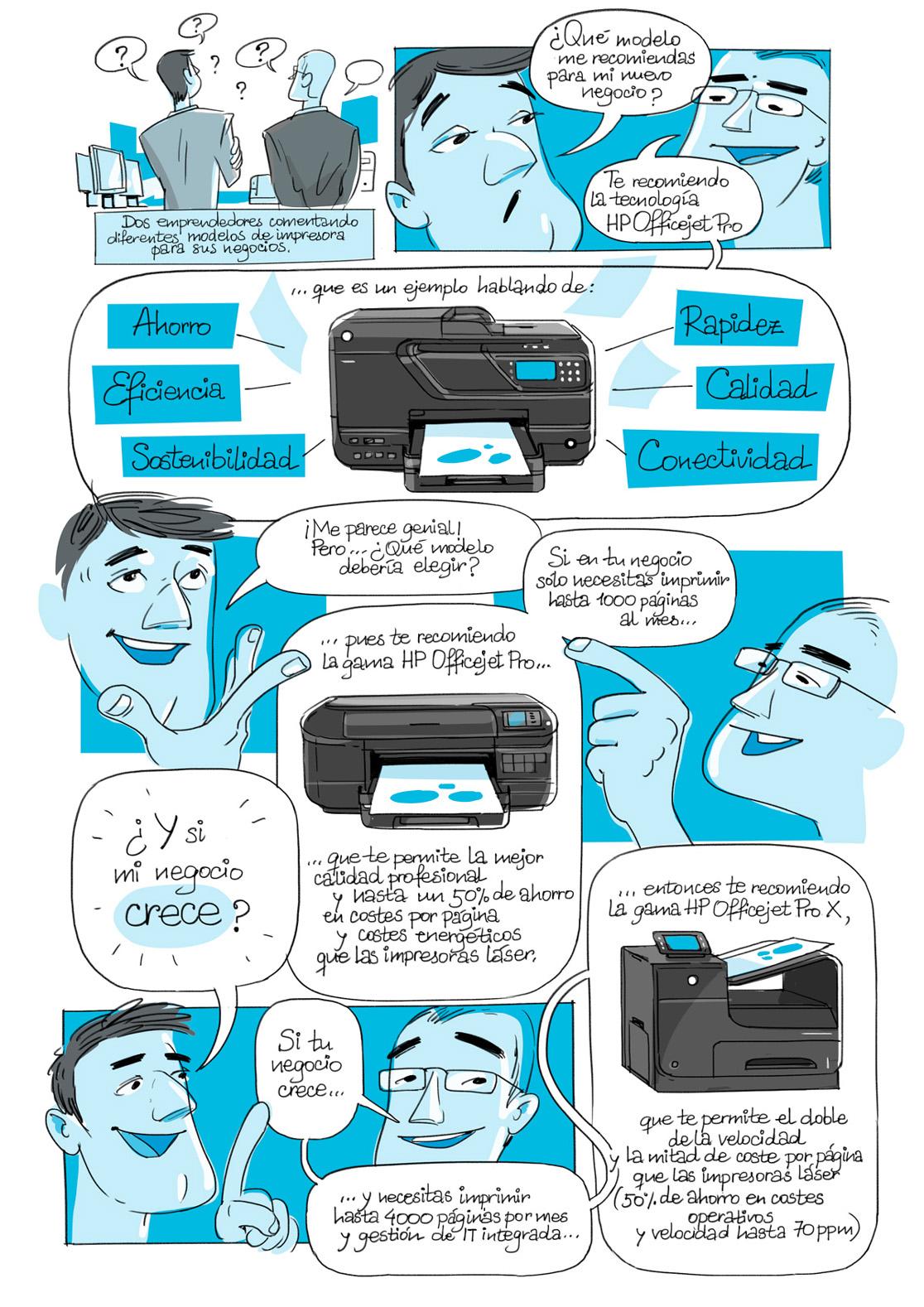HP Officejet Pro