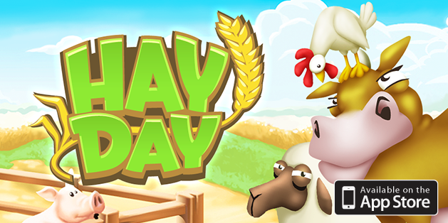 Hay Day Supercell