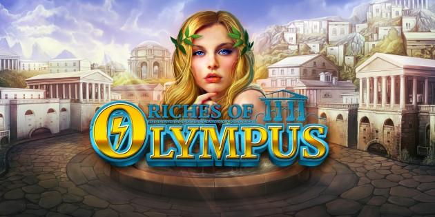 Riches of Olympus, el nuevo juego de tragaperras de la factoría Zynga para dispositivos iOS