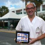 """Manuel Verdugo: """"Los profesionales sanitarios demandan apps que les ayuden en su trabajo diario"""""""