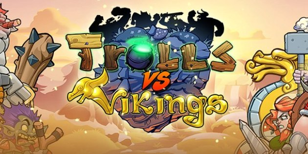 Vídeo: 'Trolls vs. Vikings', nuevo juego de estrategia para iPhone e iPad