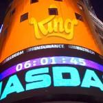 Los autores de Candy Crush se valoran en 5.500 millones de dólares para dar el salto a Wall Street