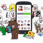 Line dará la posibilidad a los usuarios de crear y comercializar sus propios stickers